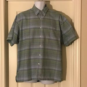 Men's Land's End Button Down Shirt Sz XL